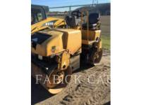 CATERPILLAR TANDEMVIBRATIONSWALZE, ASPHALT CB224E equipment  photo 3