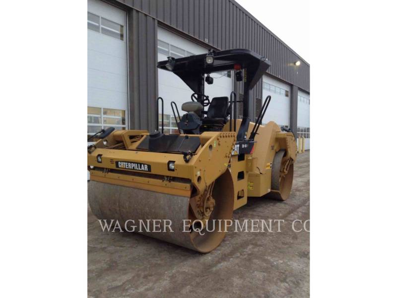 CATERPILLAR COMPACTADORES CB54 XW equipment  photo 1