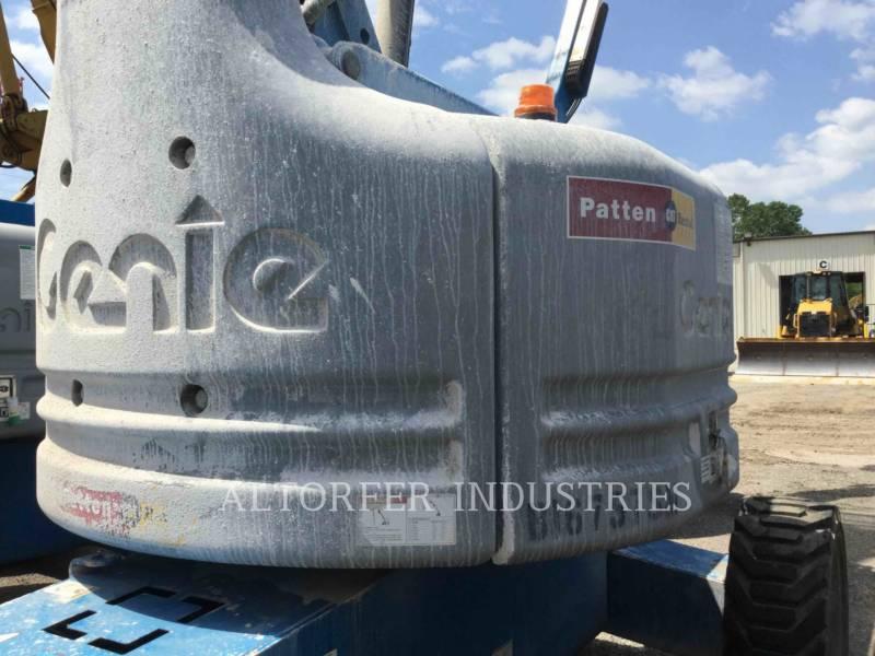 GENIE INDUSTRIES PIATTAFORME AEREE Z60 equipment  photo 5