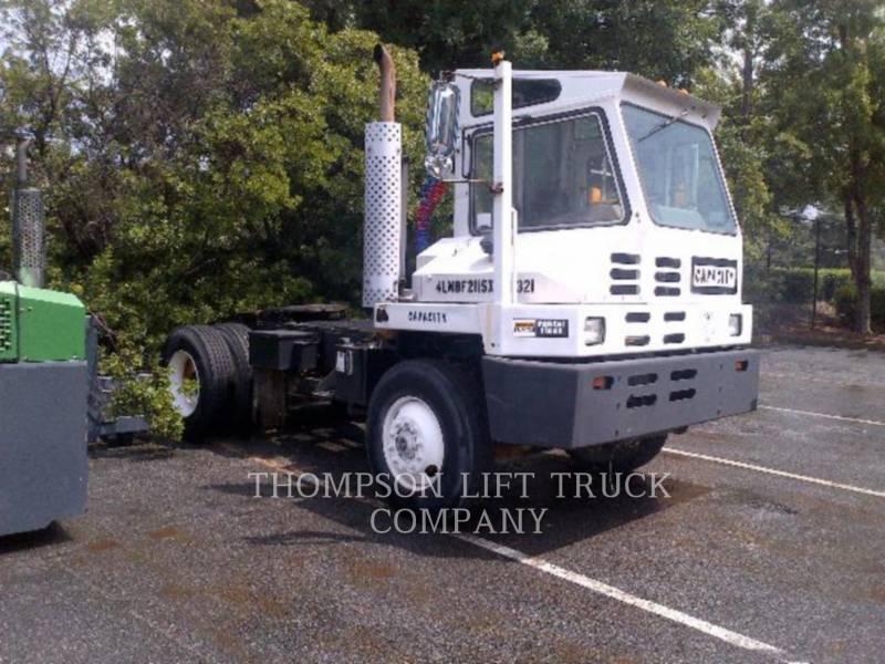 CAPACITY YARD JOCKEY OFF HIGHWAY TRUCKS TJ5000 equipment  photo 3