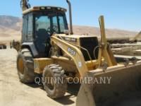 Equipment photo JOHN DEERE 410E RETROESCAVADEIRAS 1