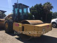 CATERPILLAR EINZELVIBRATIONSWALZE, GLATTBANDAGE CS78B equipment  photo 2