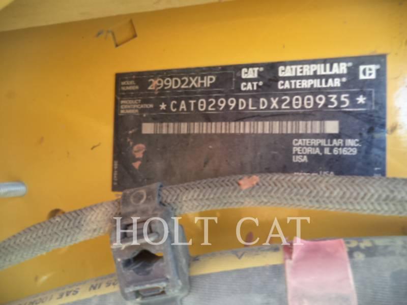 CATERPILLAR DELTALADER 299D XHP equipment  photo 9