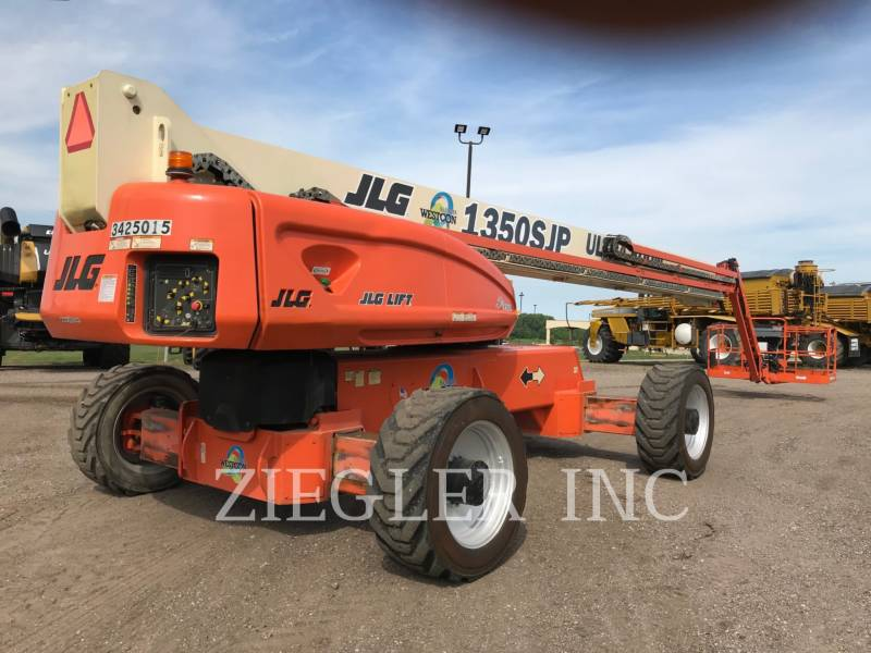 JLG INDUSTRIES, INC. LIFT - BOOM 1350SJP equipment  photo 2