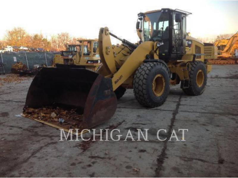CATERPILLAR WHEEL LOADERS/INTEGRATED TOOLCARRIERS 924K HRQ equipment  photo 1