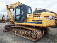 KOBELCO / KOBE STEEL LTD ESCAVATORI CINGOLATI ED195 equipment  photo 4
