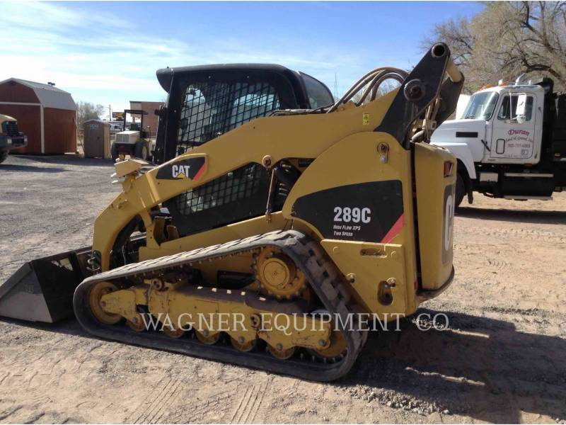 CATERPILLAR MINICARGADORAS 289C HF equipment  photo 2