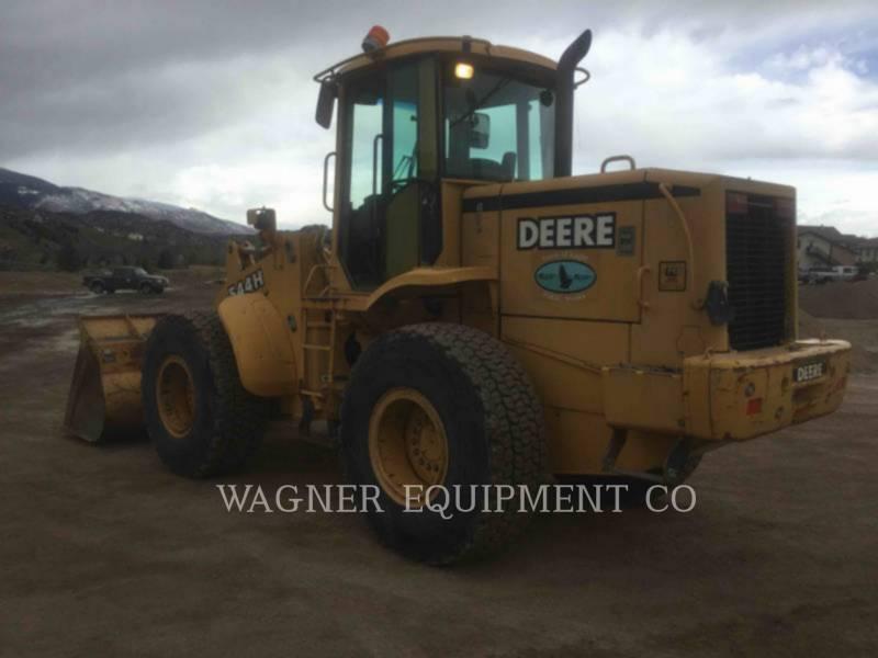 DEERE & CO. WHEEL LOADERS/INTEGRATED TOOLCARRIERS 544H equipment  photo 3