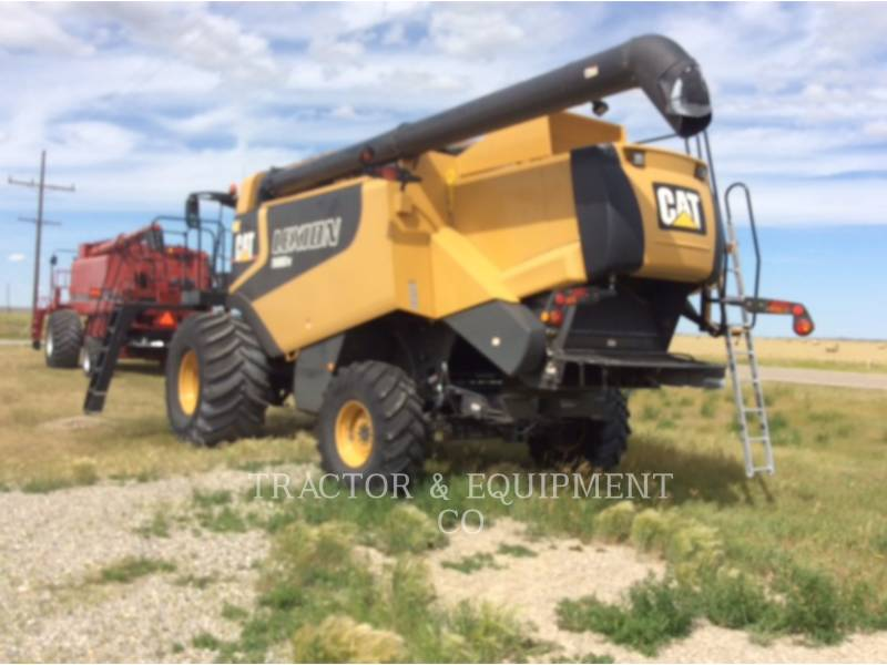 LEXION COMBINE COMBINES LX580R equipment  photo 2
