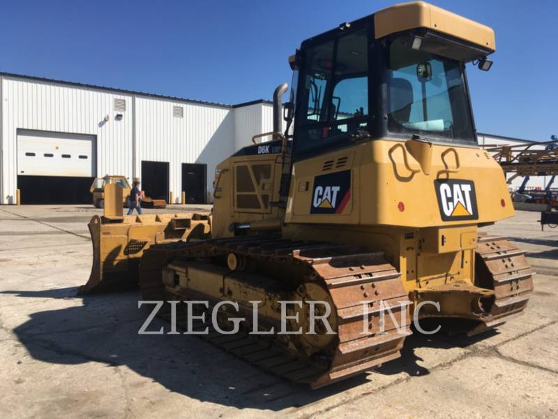 CATERPILLAR TRACTEURS MINIERS D6KLGP equipment  photo 3