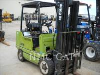 Equipment photo CLARK GCX25_CE CARRELLI ELEVATORI A FORCHE 1