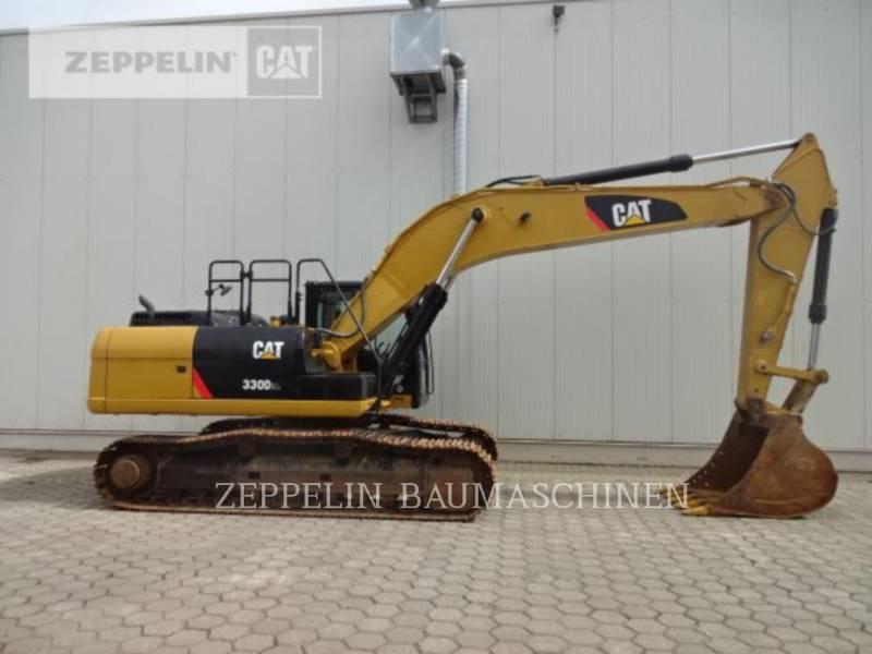 CATERPILLAR PELLES SUR CHAINES 330D2L equipment  photo 6
