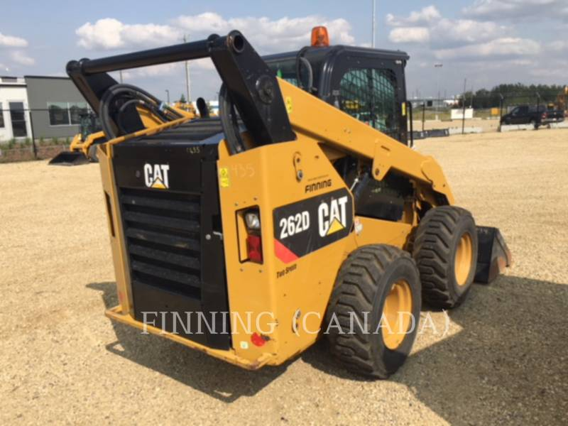 CATERPILLAR PALE COMPATTE SKID STEER 262DLRC equipment  photo 3