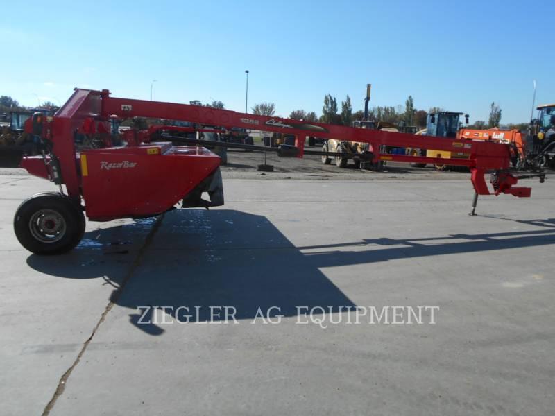 AGCO-CHALLENGER AGRARISCHE HOOI-UITRUSTING CH1386 equipment  photo 8
