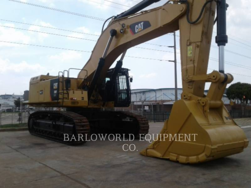 CATERPILLAR PELLE MINIERE EN BUTTE 390F equipment  photo 2