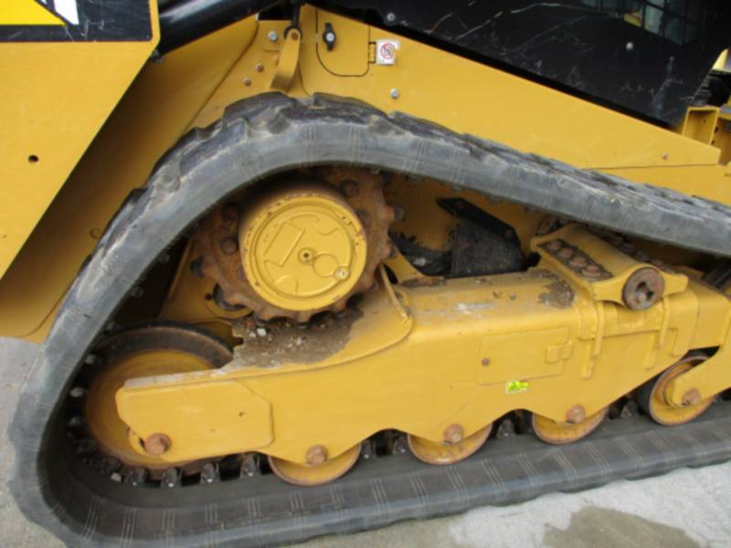 CATERPILLAR MULTITERREINLADERS 259D equipment  photo 21