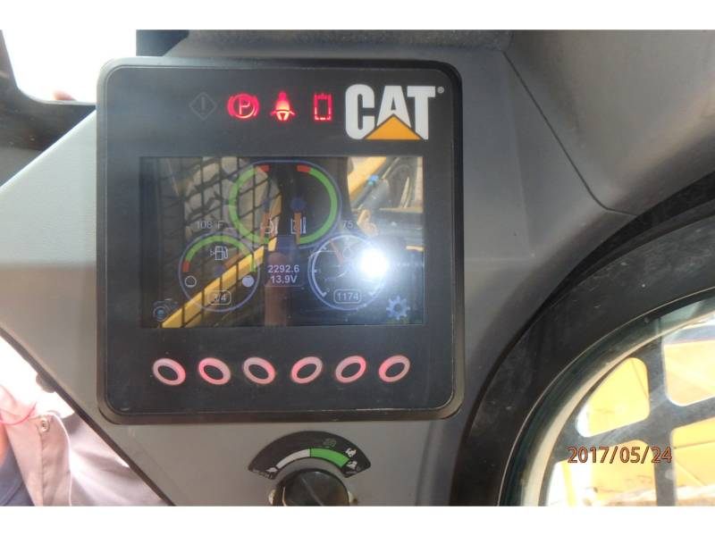 Caterpillar ÎNCĂRCĂTOARE PENTRU TEREN ACCIDENTAT 289D equipment  photo 8