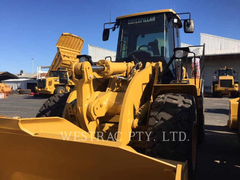 CATERPILLAR PALE GOMMATE/PALE GOMMATE MULTIUSO 950H equipment  photo 1