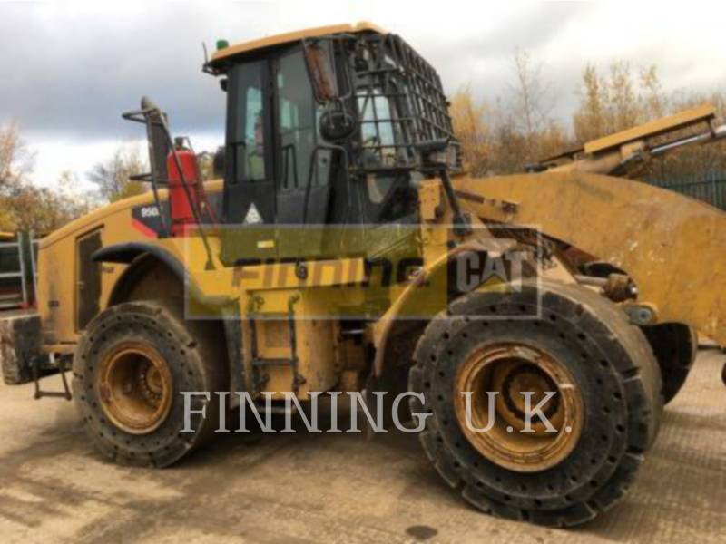 CATERPILLAR WHEEL LOADERS/INTEGRATED TOOLCARRIERS 950H WASTE equipment  photo 4