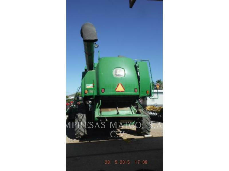JOHN DEERE KOMBAJNY 9660 STS equipment  photo 4