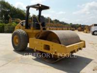 CATERPILLAR EINZELVIBRATIONSWALZE, GLATTBANDAGE CS-54 equipment  photo 4
