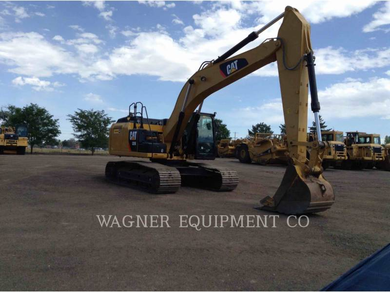 CATERPILLAR TRACK EXCAVATORS 329EL equipment  photo 2
