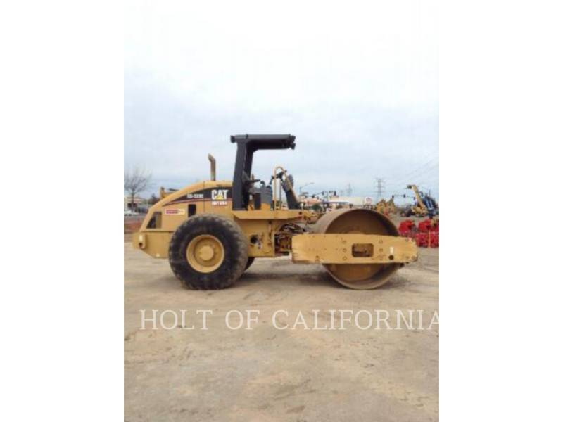 CATERPILLAR COMPACTADORES CS533 equipment  photo 1