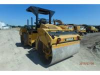 CATERPILLAR TAMBOR DOBLE VIBRATORIO ASFALTO CB64 equipment  photo 4