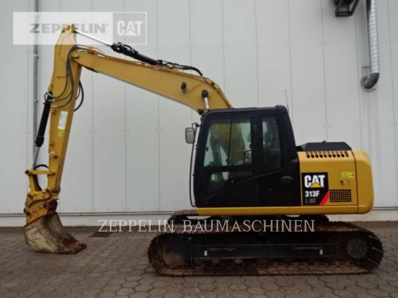 CATERPILLAR トラック油圧ショベル 313FLGC equipment  photo 5
