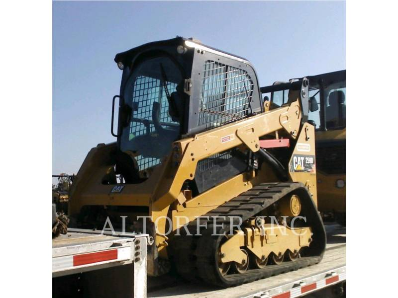 CATERPILLAR CHARGEURS COMPACTS RIGIDES 259D W equipment  photo 1