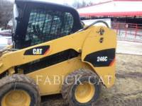 CATERPILLAR MINICARGADORAS 246C equipment  photo 7