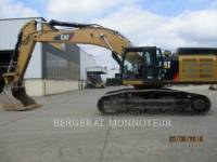 CATERPILLAR KETTEN-HYDRAULIKBAGGER 349ELVG equipment  photo 2