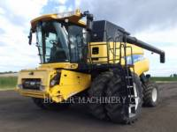 Equipment photo NEW HOLLAND CR9080 COMBINADOS 1