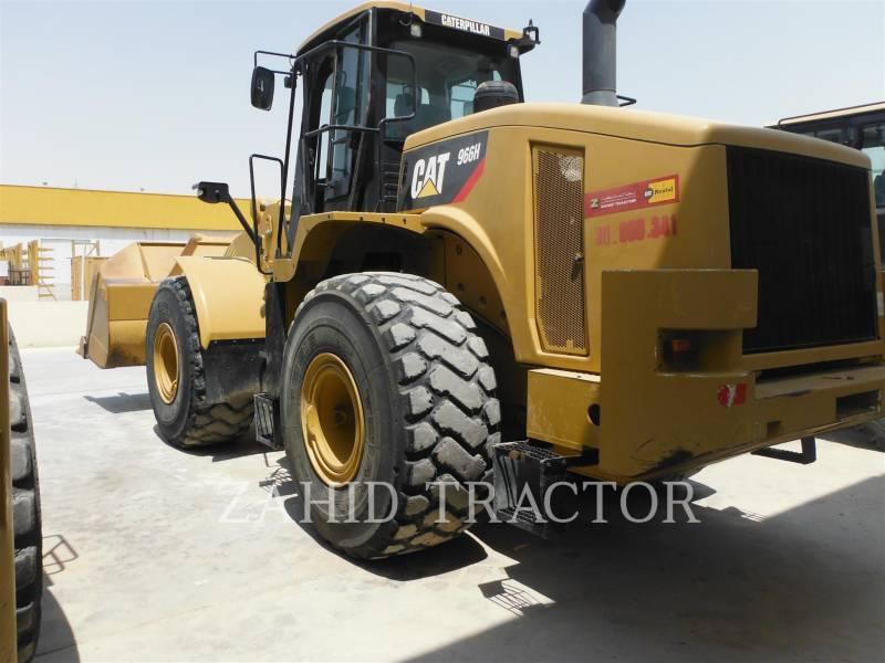 CATERPILLAR 采矿用轮式装载机 966H equipment  photo 5