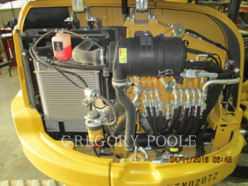 CATERPILLAR EXCAVADORAS DE CADENAS 304E CR equipment  photo 14
