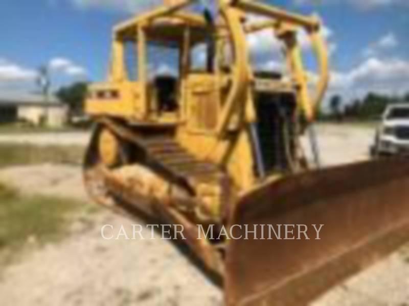 CATERPILLAR TRACTEURS SUR CHAINES D6HIIXL equipment  photo 1