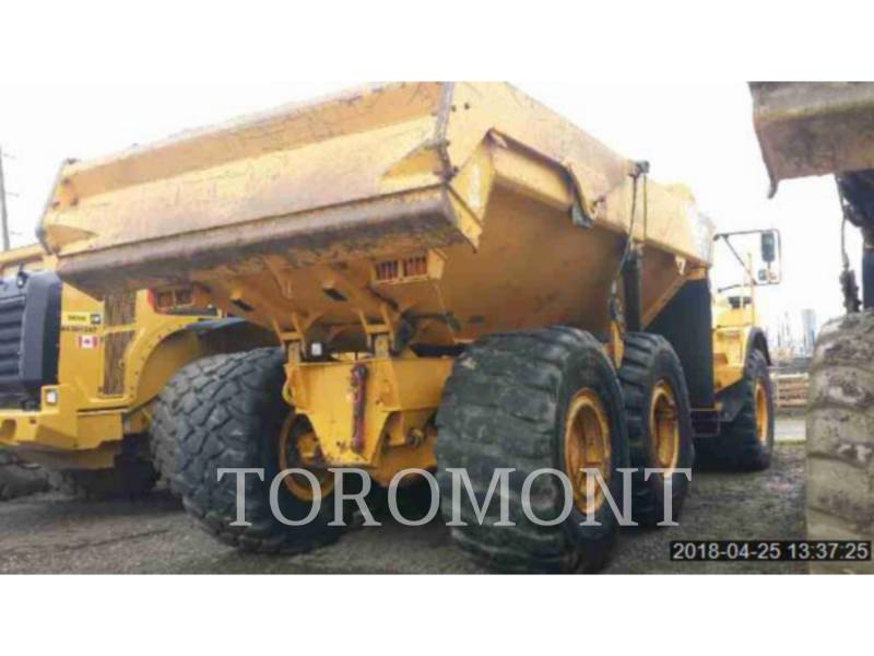 VOLVO CONSTRUCTION EQUIPMENT CAMIONES RÍGIDOS A30D equipment  photo 4