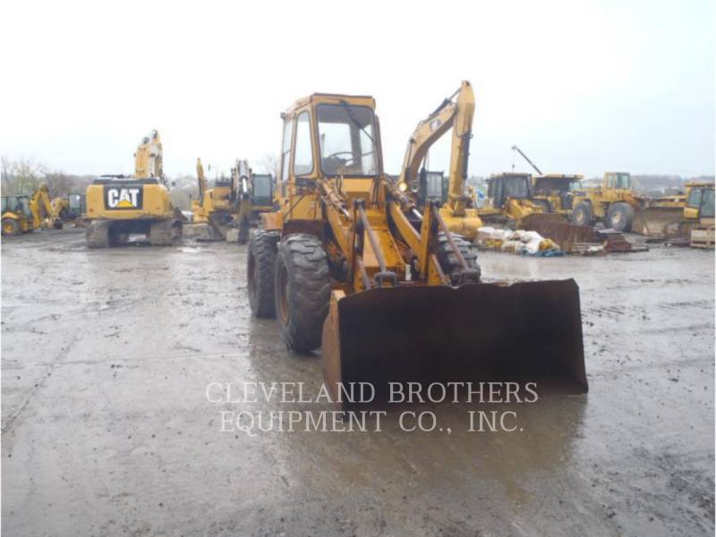 CATERPILLAR WHEEL LOADERS/INTEGRATED TOOLCARRIERS 910 equipment  photo 2