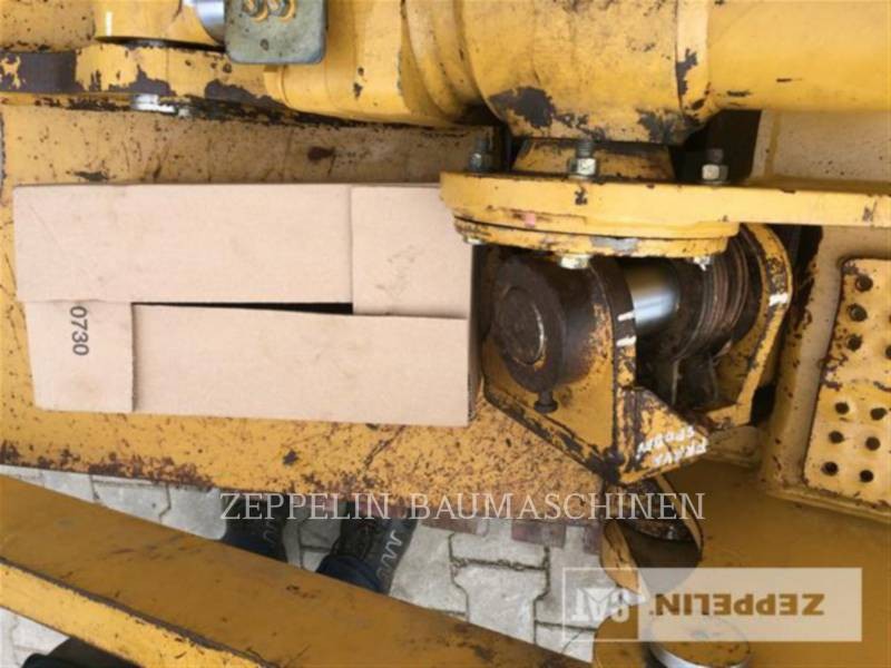 CATERPILLAR TRACTEURS SUR PNEUS - RIPPER DROIT 3-Zahn-Ripper f. D6N equipment  photo 5