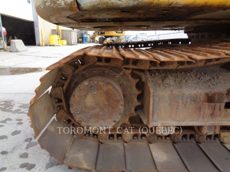 CATERPILLAR TRACK EXCAVATORS 312DL equipment  photo 13