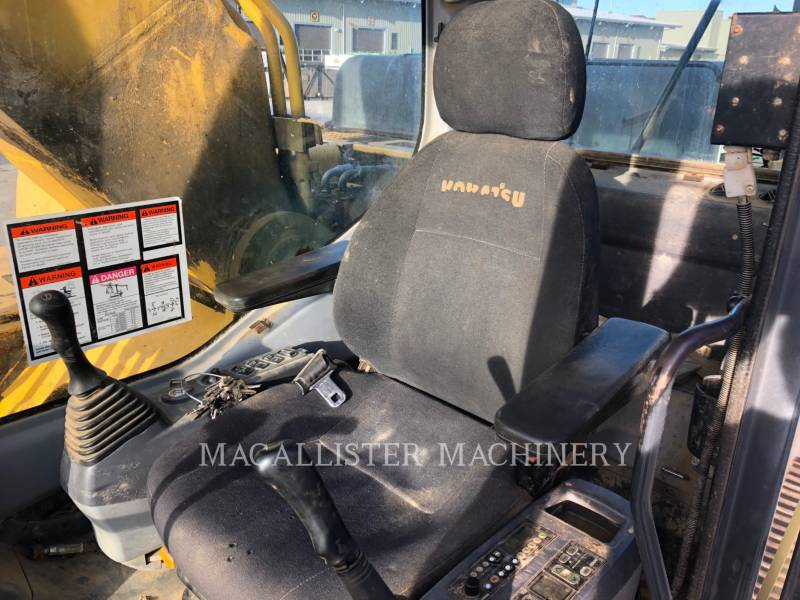 KOMATSU PELLES SUR CHAINES PC400LC-7L equipment  photo 8