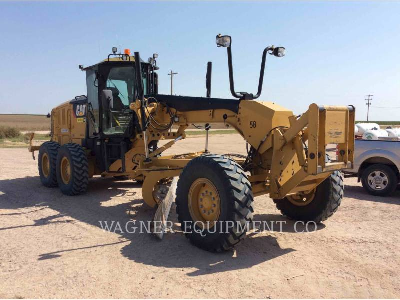CATERPILLAR MOTOR GRADERS 140M2 equipment  photo 4