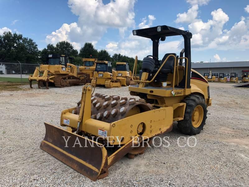 CATERPILLAR COMPATTATORI CP-433E equipment  photo 1