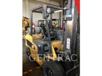 MITSUBISHI CATERPILLAR FORKLIFT PODNOŚNIKI WIDŁOWE GP35NM3 equipment  photo 2