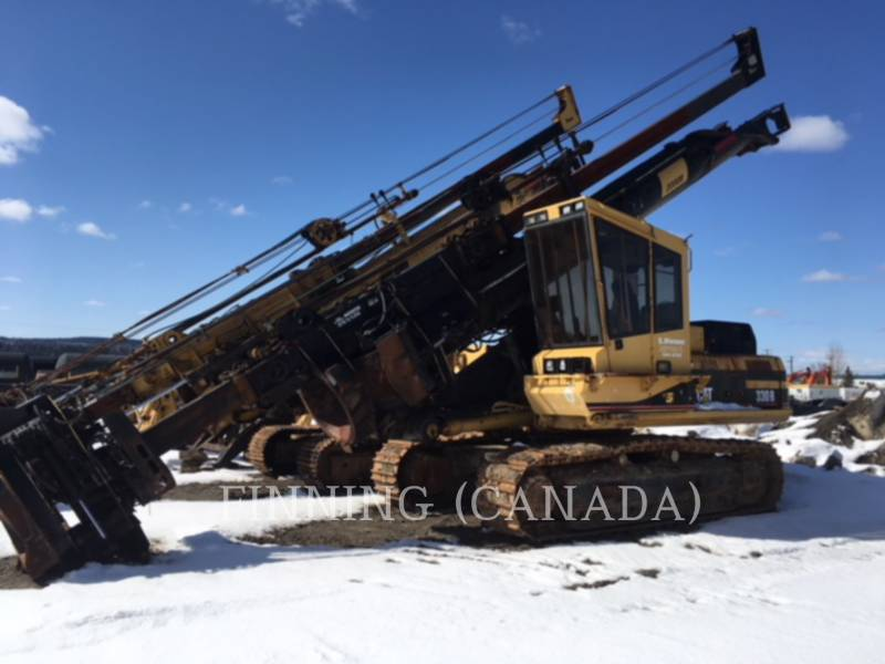 CATERPILLAR HERRAMIENTA: DESRAMADOR 330B equipment  photo 1