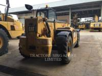 CATERPILLAR TELEHANDLER TH417 equipment  photo 4