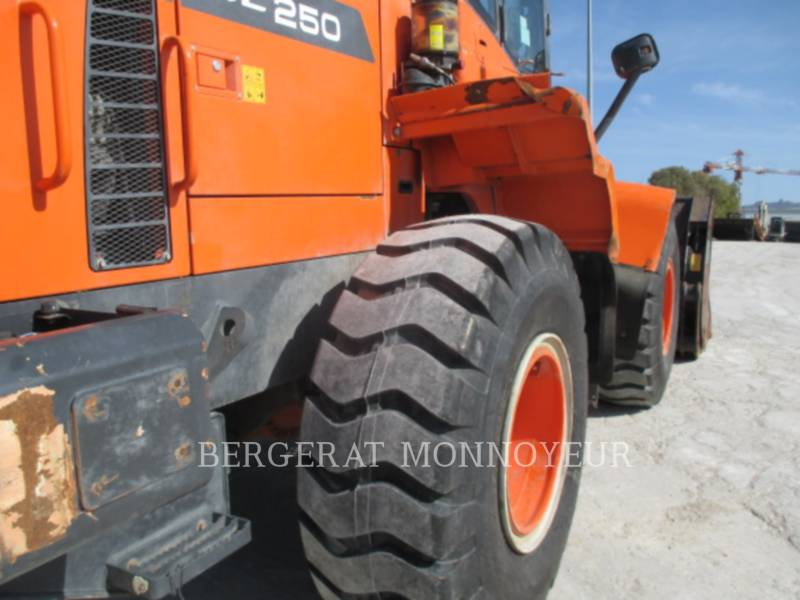 DOOSAN INFRACORE AMERICA CORP. CARGADORES DE RUEDAS DL250.3 equipment  photo 5