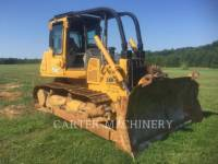 Equipment photo DEERE & CO. DER 750C KETTENDOZER 1