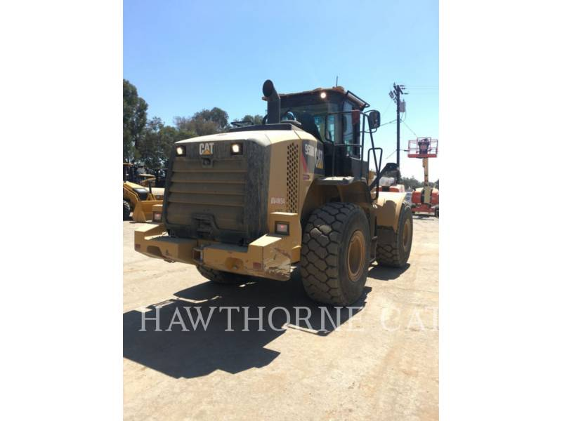 CATERPILLAR MINING WHEEL LOADER 950M equipment  photo 2
