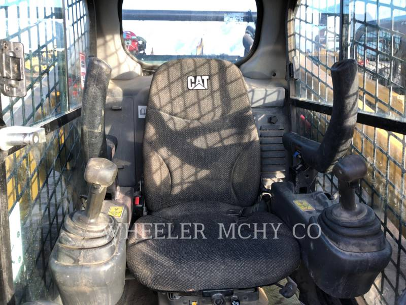 CATERPILLAR CHARGEURS COMPACTS RIGIDES 262D C3 2S equipment  photo 4